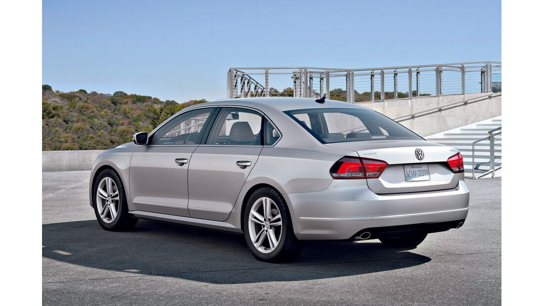 VW US-Passat