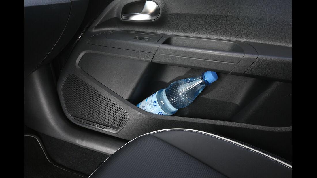 VW Up 1.0, Ablage, Seitentür