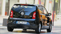 VW Up 1.0 BMT, Heckansicht