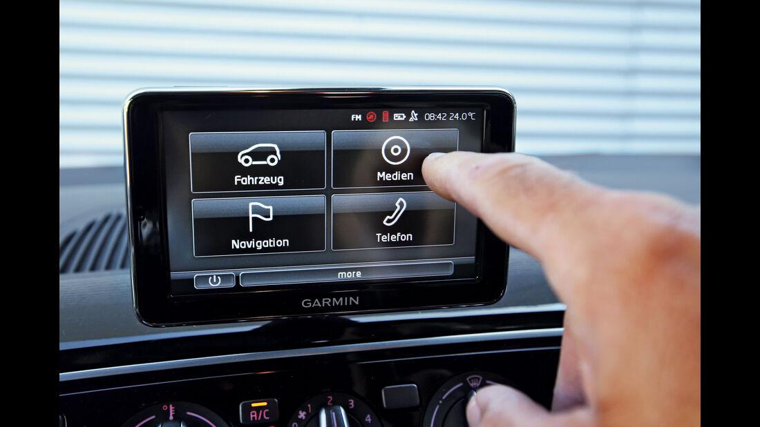 VW Up 1.0 BMT, Infotainment