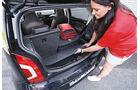 VW Up 1.0 BMT, Kofferraum