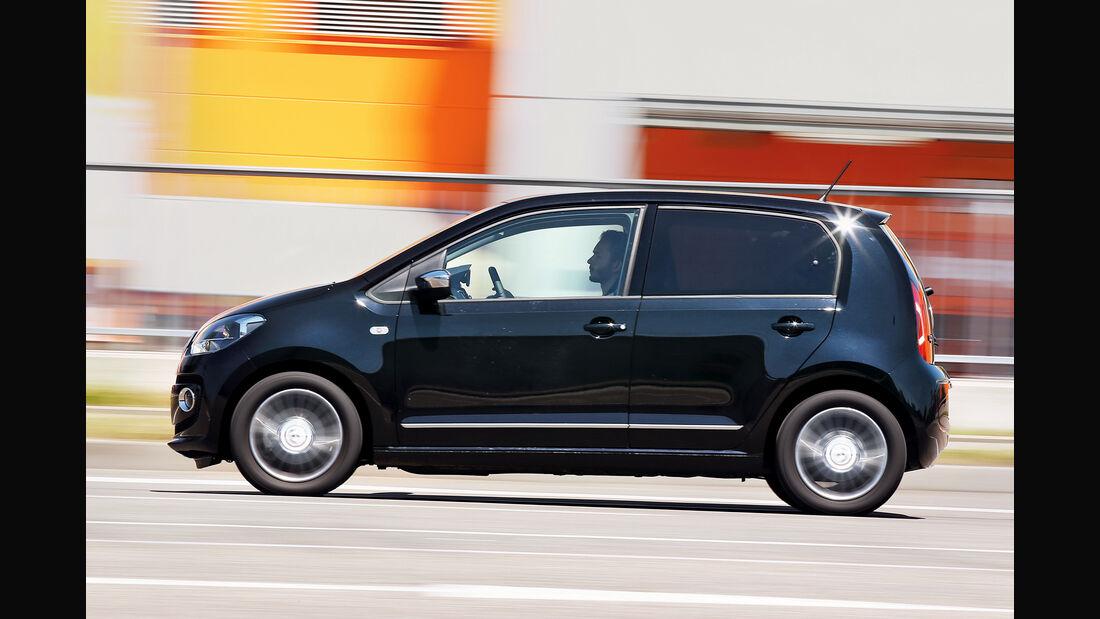 VW Up 1.0 BMT, Seitenansicht