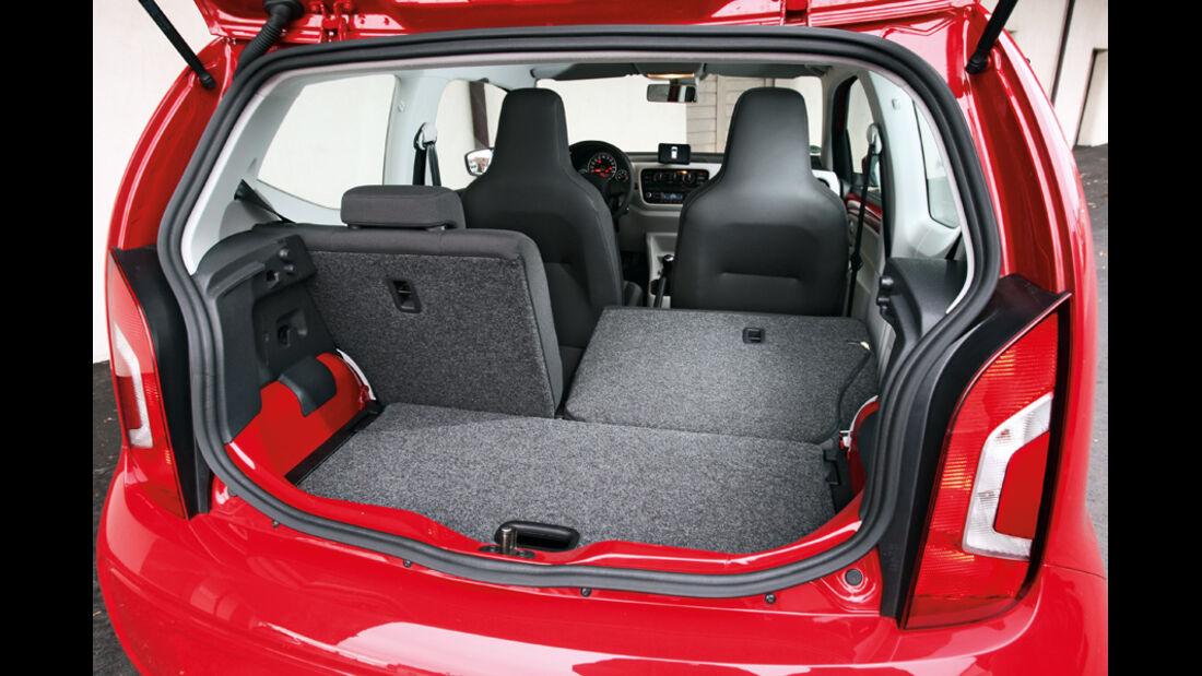 VW Up 1.0, Fond