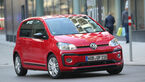 VW Up 1.0 TSI, Frontansicht