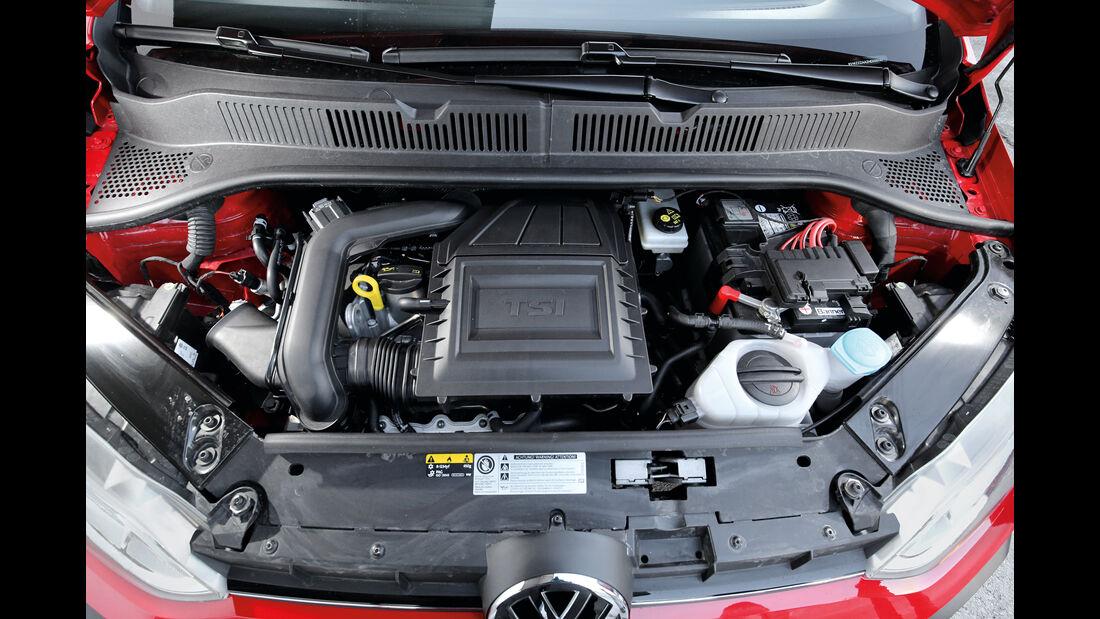 VW Up 1.0 TSI, Motor