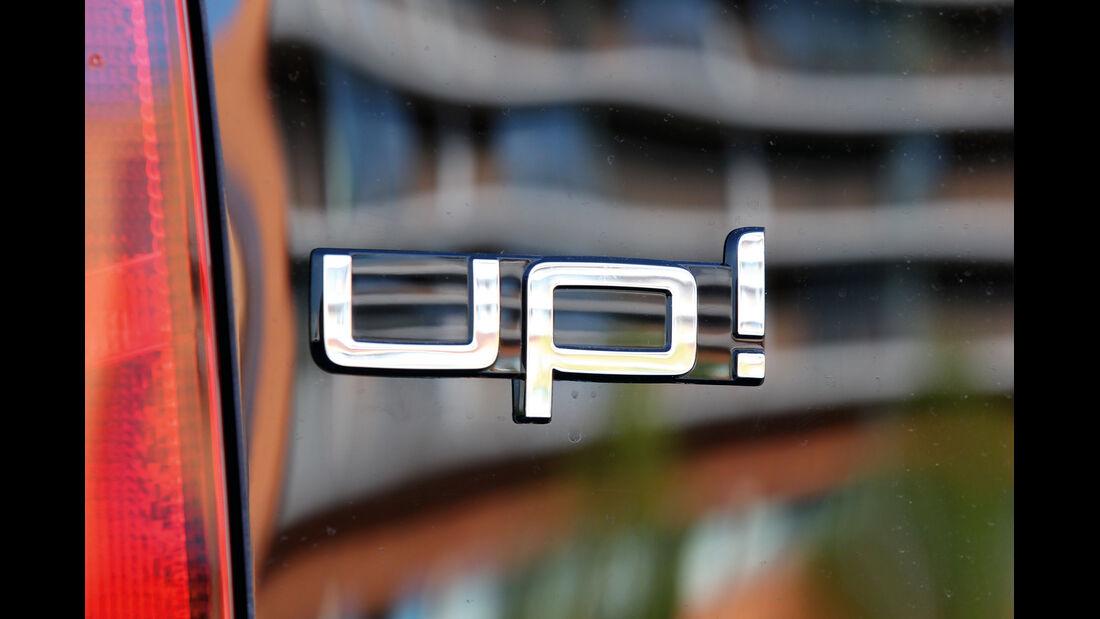 VW Up 1.0, Typenbezeichnung