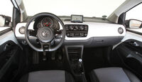 VW Up 1.0 White, Cockpit