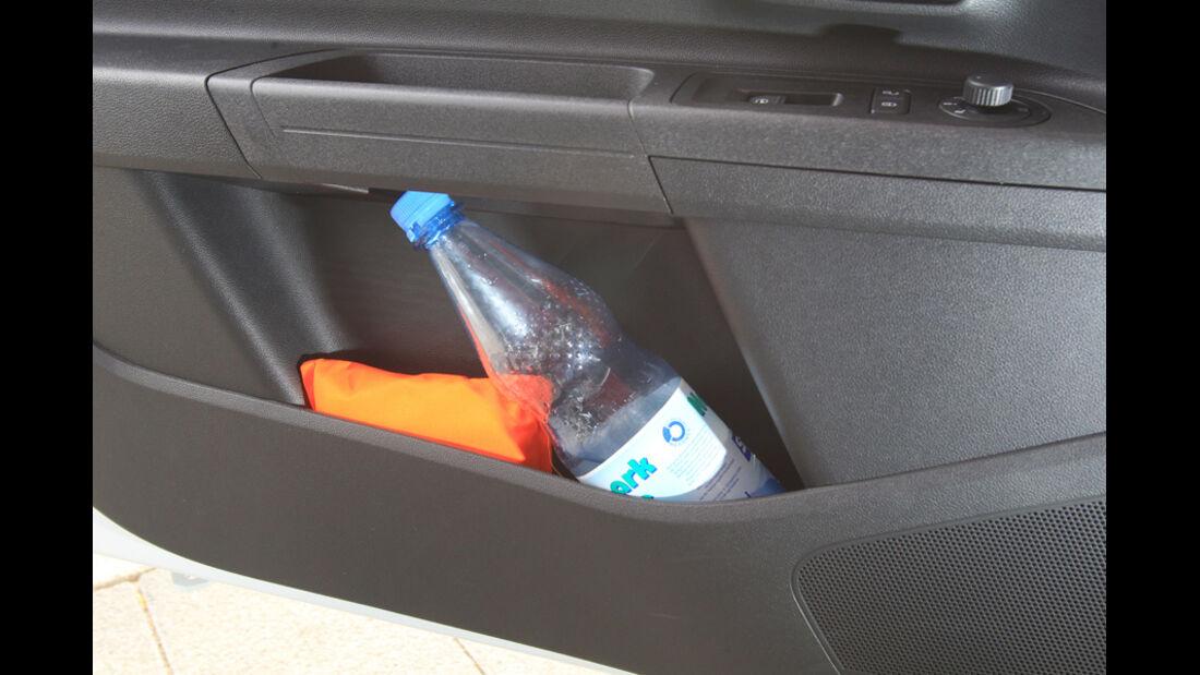 VW Up 1.0 White, Gepäckfach