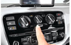 VW Up 1.0 White, Mittelkonsole