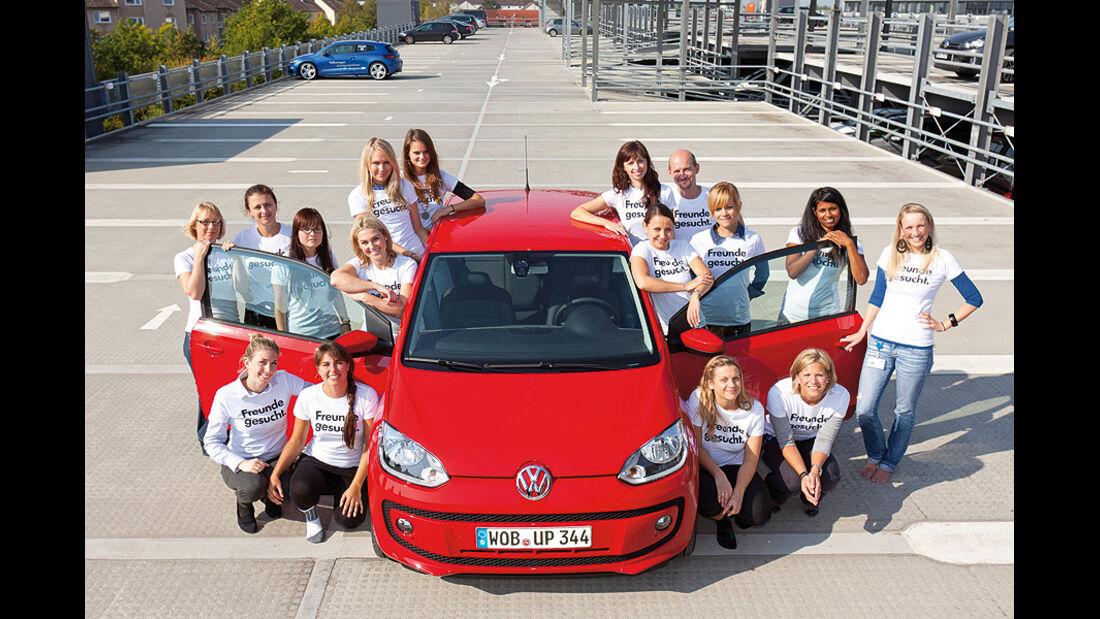VW Up 15 Personen
