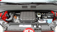 VW Up ASG, Motor