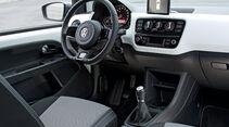 VW Up!, Cockpit