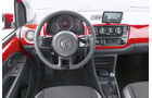VW Up, Cockpit