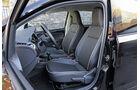VW Up Ecofuel high up BMT, Fahrersitz