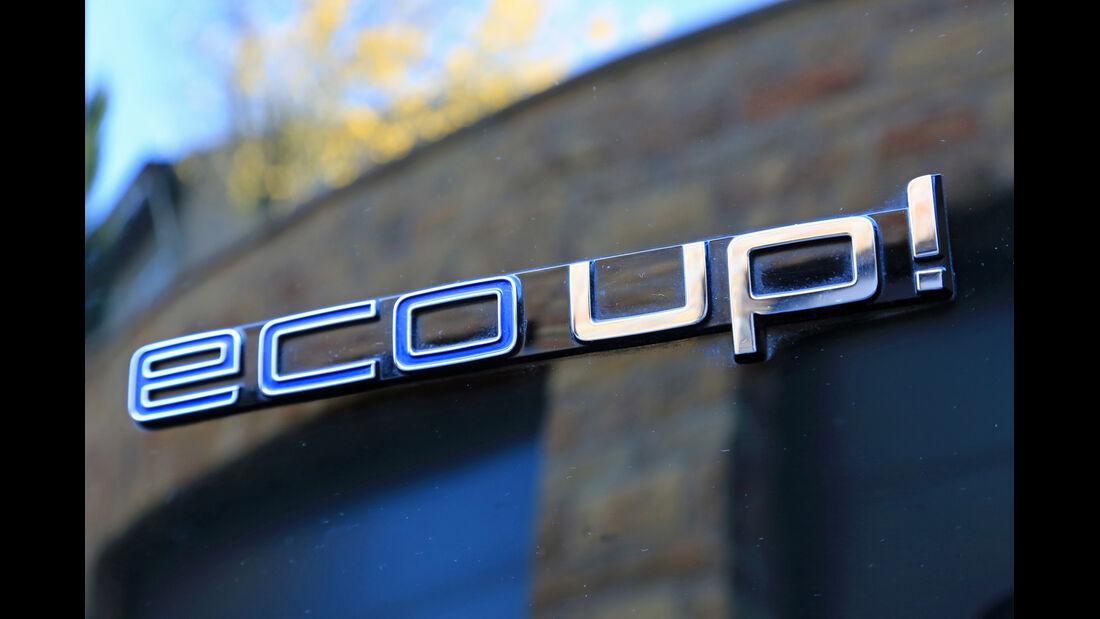 VW Up Ecofuel high up BMT, Typenbezeichnung