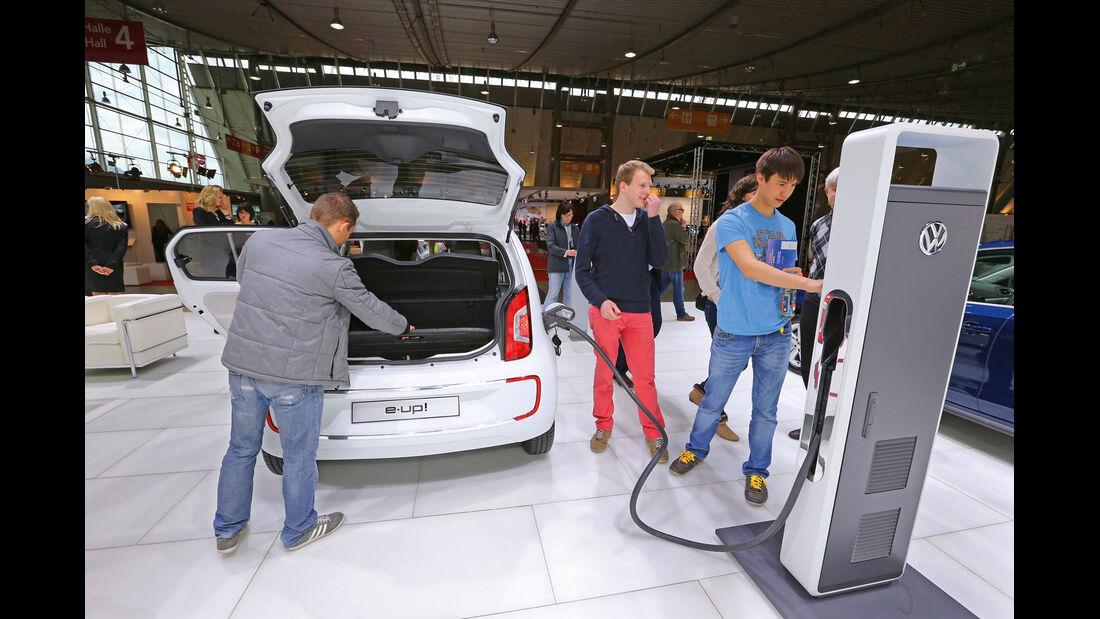 VW Up, Elekrto