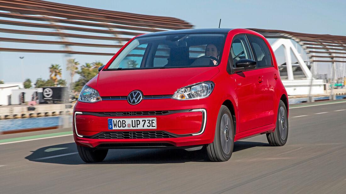 VW Up, Exterieur