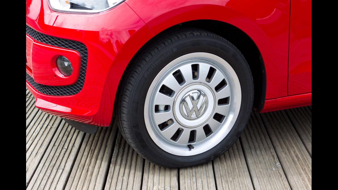 VW Up, Felge