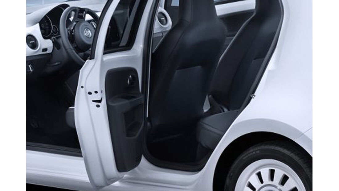 VW Up Fünftürer