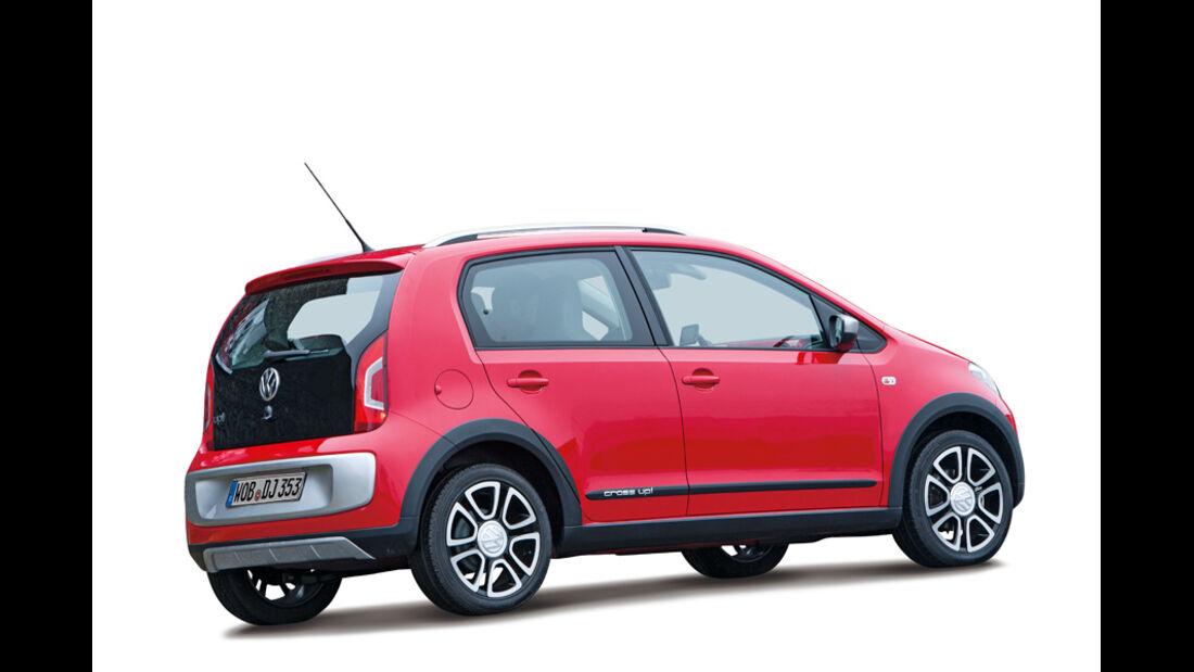 VW Up! GT, Seitenansicht