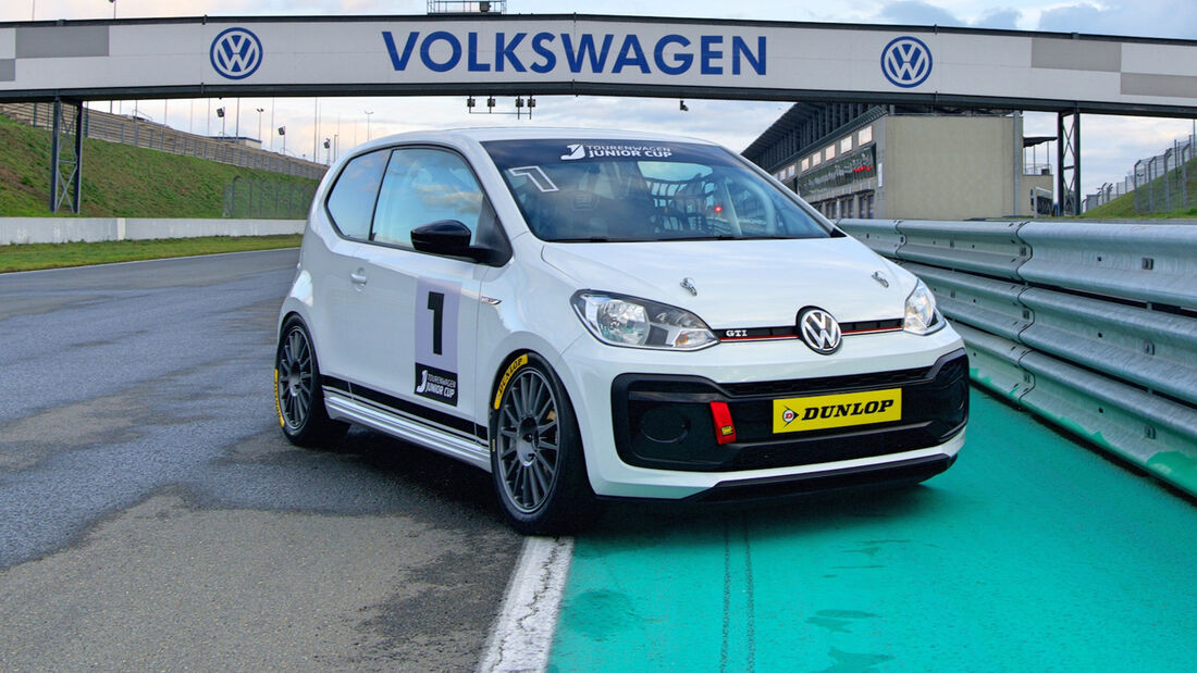 VW Up GTI - Tourenwagen Junior Cup