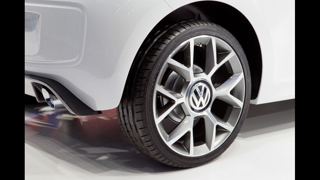 VW Up!, Rad, Felge