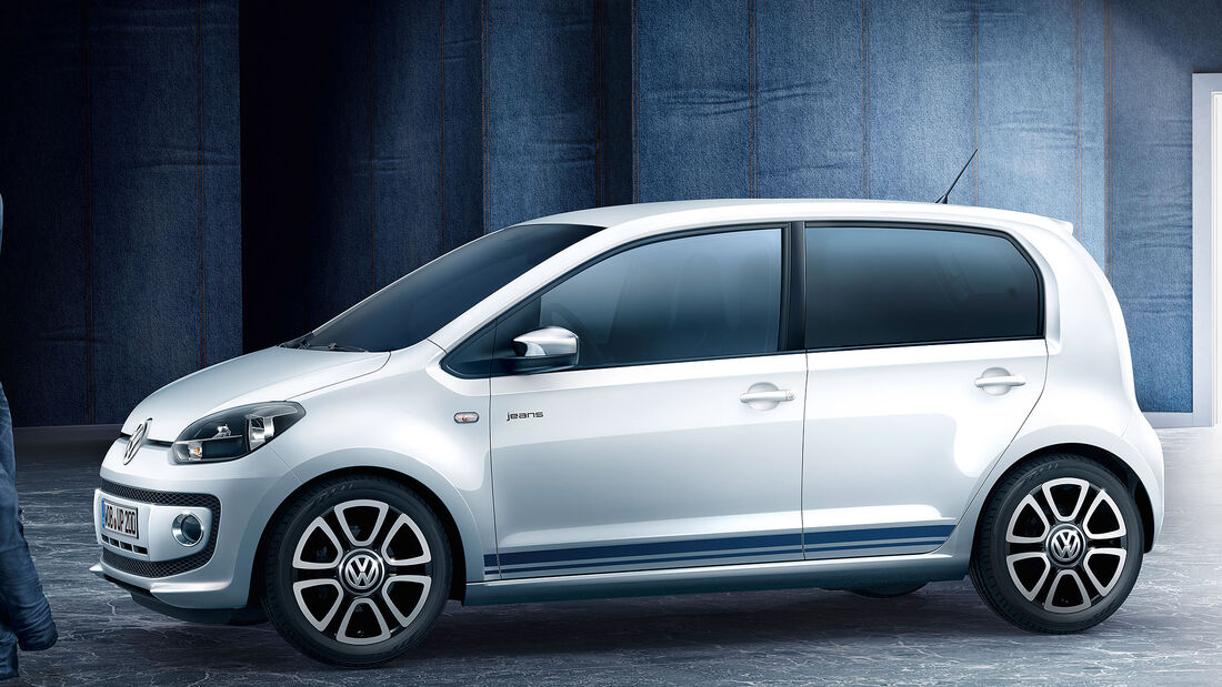 VW Up Sondermodell Jeans Up