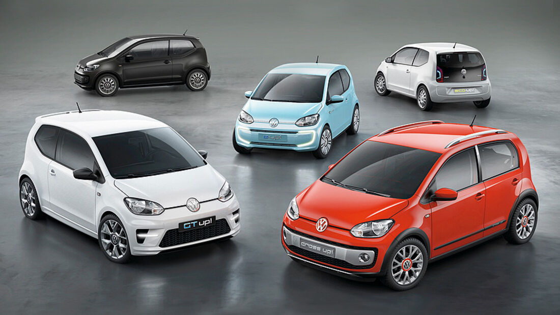 VW Up Studien