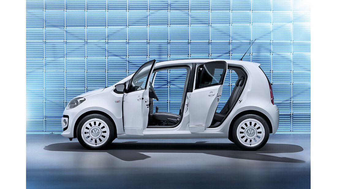 VW Up Viertürer