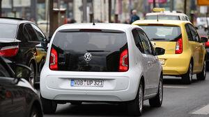 VW Up White