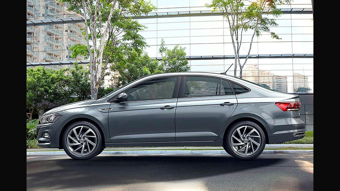 VW Virtus (Polo Stufenheck Brasilien)