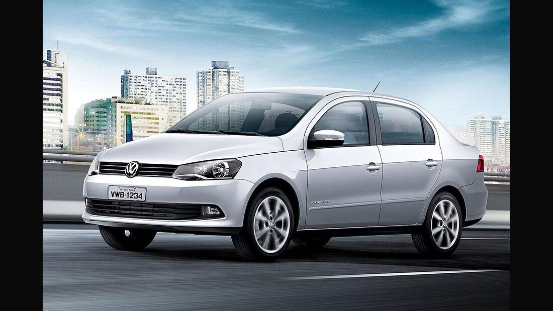 VW Voyage Brasilien