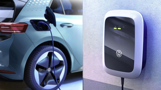 VW Wallbox ID.Charger 2019