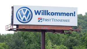 VW Werk in Chattanooga, Tennessee, USA