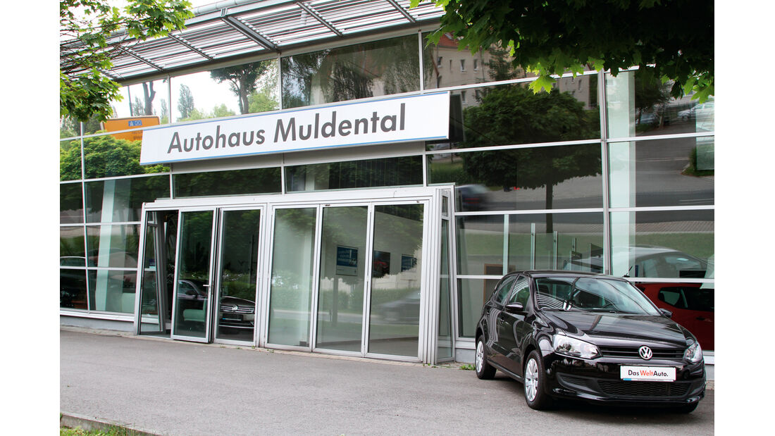 VW Werkstätten, Autohaus Muldental