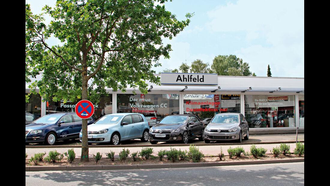 VW Werkstätten, Autohaus Werner Ahlfeld