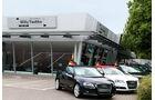 VW Werkstätten, Autohaus Willy Tiedke
