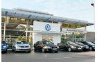 VW Werkstätten, Automobile Herges