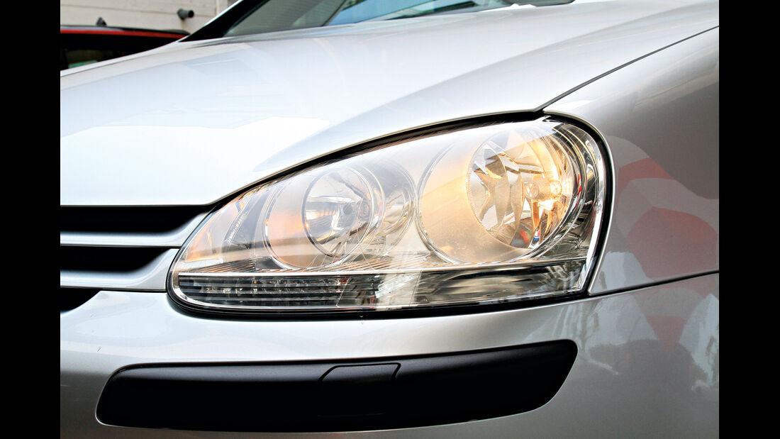 VW Werkstätten, Frontscheinwerfer