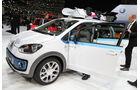 VW Winter Up Autosalon Genf 2012, Messe