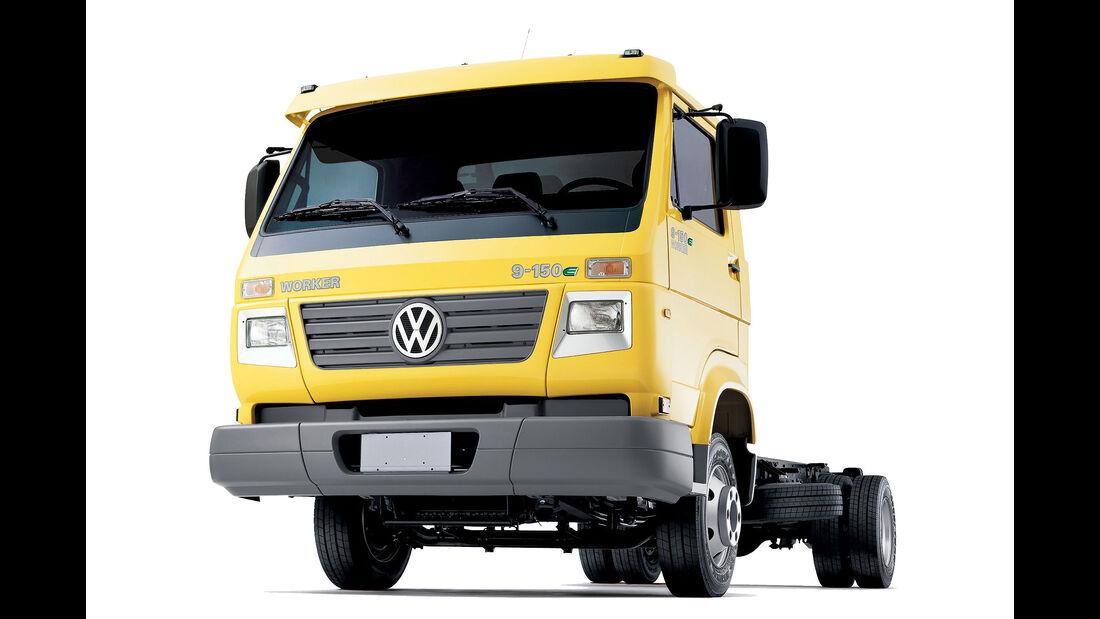 VW Worker Brasilien
