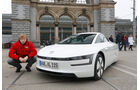 VW XL1, Frontansicht, Marcus Peters