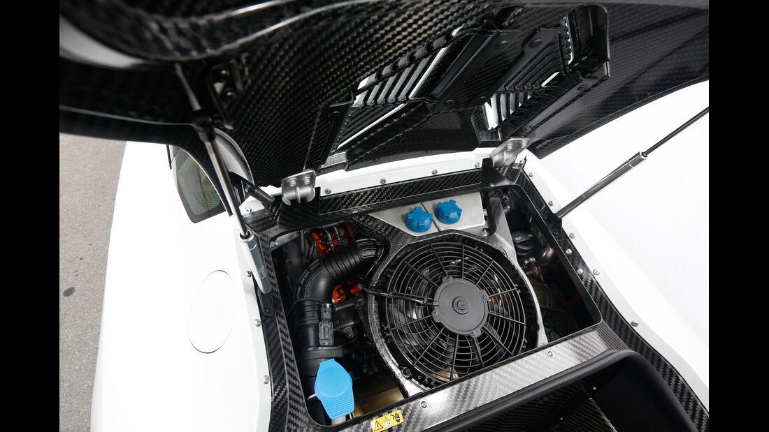 VW XL1, Motor