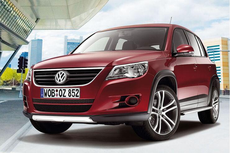 VW Zubehör Tiguan