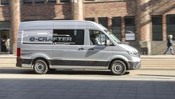 VW e-Crafter im Test