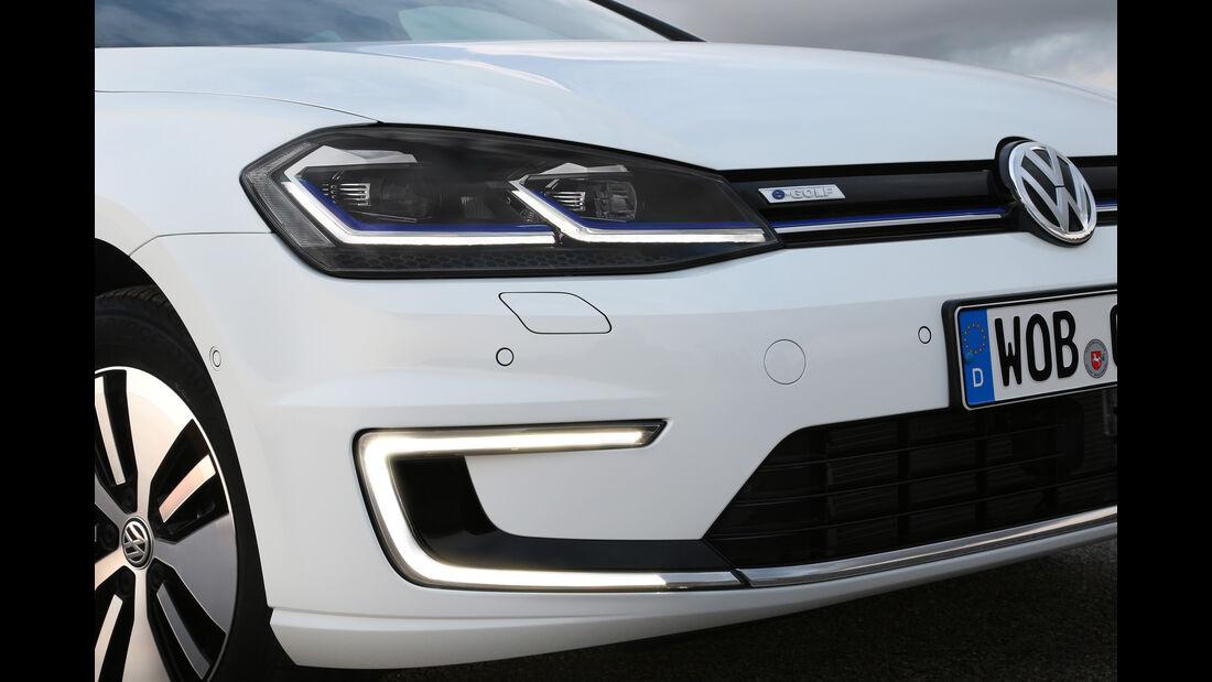 VW e-Golf Facelift 2017 Fahrbericht