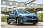 VW e-Golf, Frontansicht
