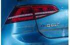 VW e-Golf, Heckleuchte