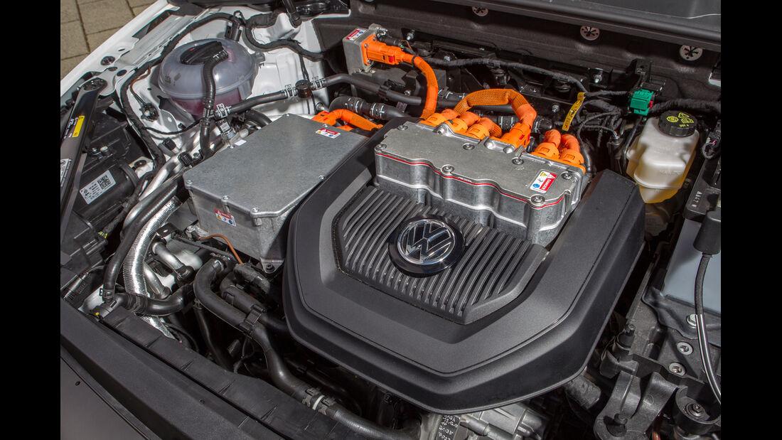 VW e-Golf, Motor