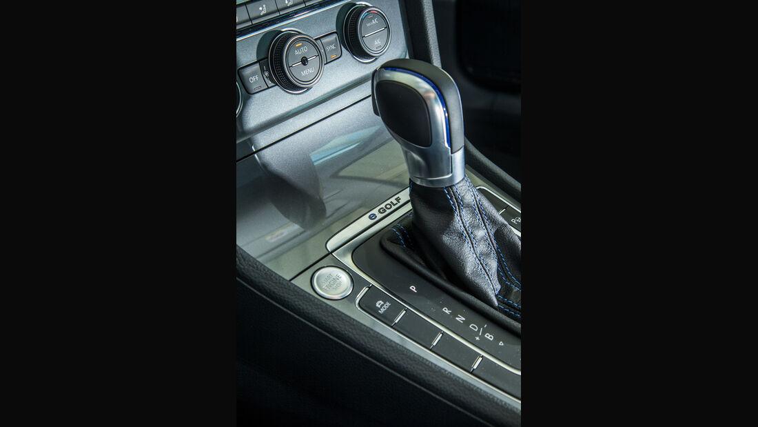 VW e-Golf, Schalthebel